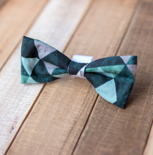 Bolt Dog Bow Tie