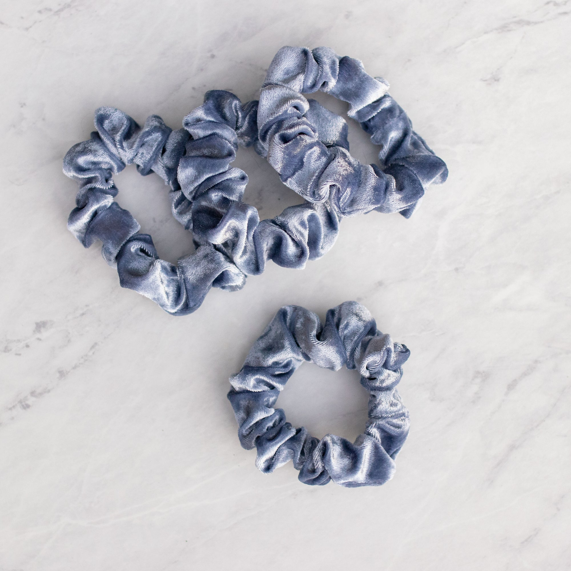 Twilight Velvet Scrunchie Hair Tie