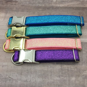 Sparkle Handmade Dog Collar