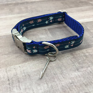 Sharp Shooter Handmade Dog Collar