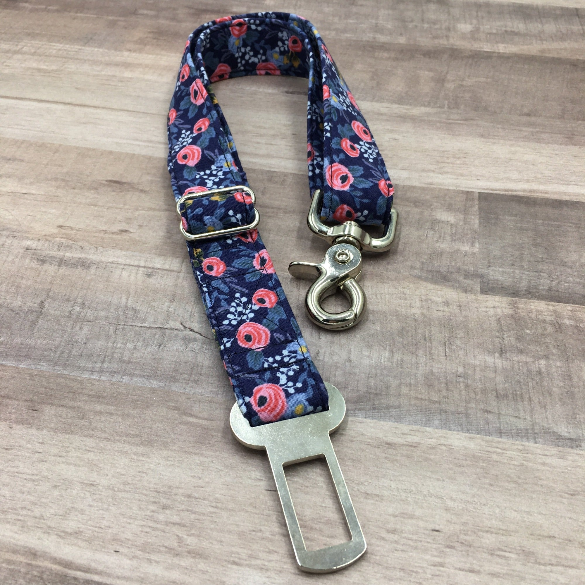 Handmade Pet Seat Belt