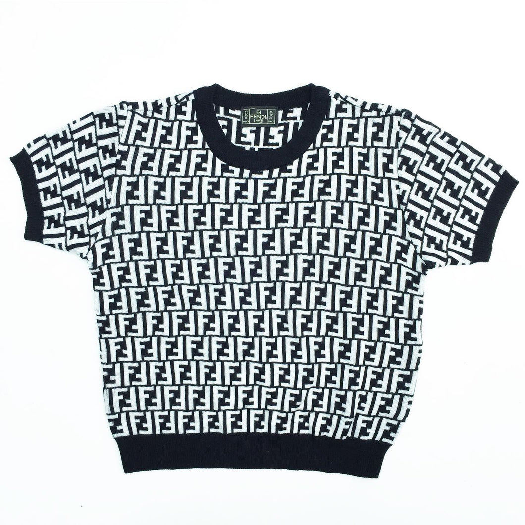 Woman's Fendi knit Top - (S/M UK 10)