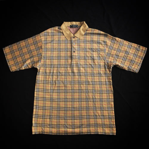 Burberry polo Top (L)