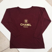Woman's Bootleg Chanel Top (UK12 M)