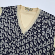Christian Dior Womans top knit Sweatshirt (UK 10 M)