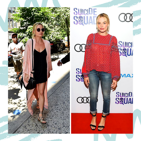 Margot Robbie Style File Coltish