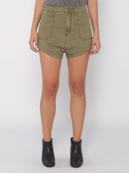 Rocker Army Shorts