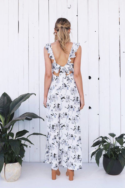 Oracle Maxi Dress