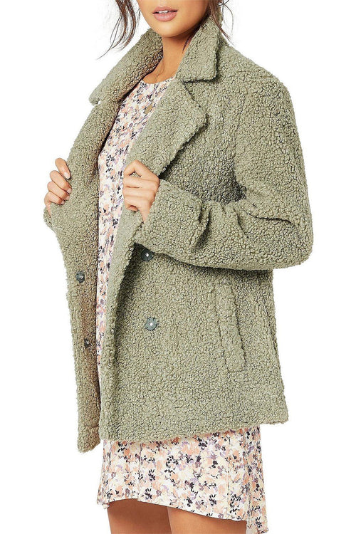 Georgie Teddy Coat