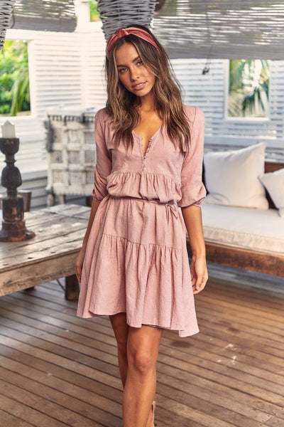 Finch Mini Dress - Clarita