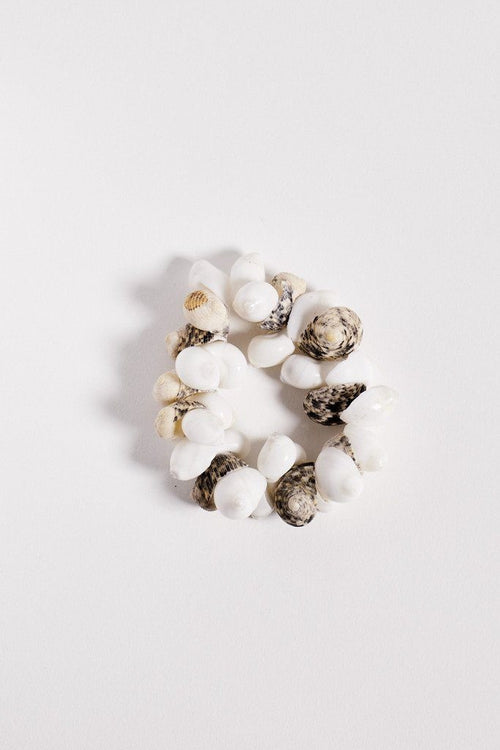 Koko Mixed Shell Bracelet