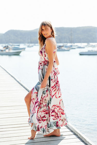 Endless Summer Dress in Darcy Print