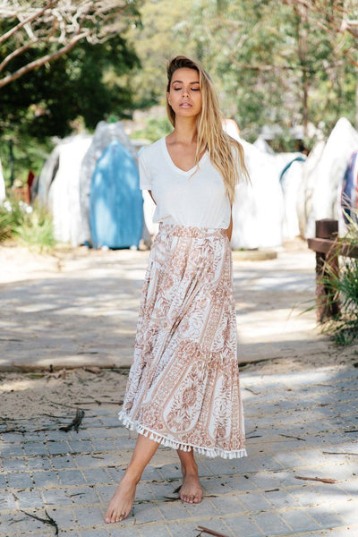 Luci Skirt - Downtown