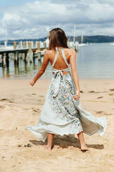 Endless Summer Maxi Dress - DEVON