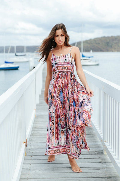 Maddie Maxi Dress - AURA