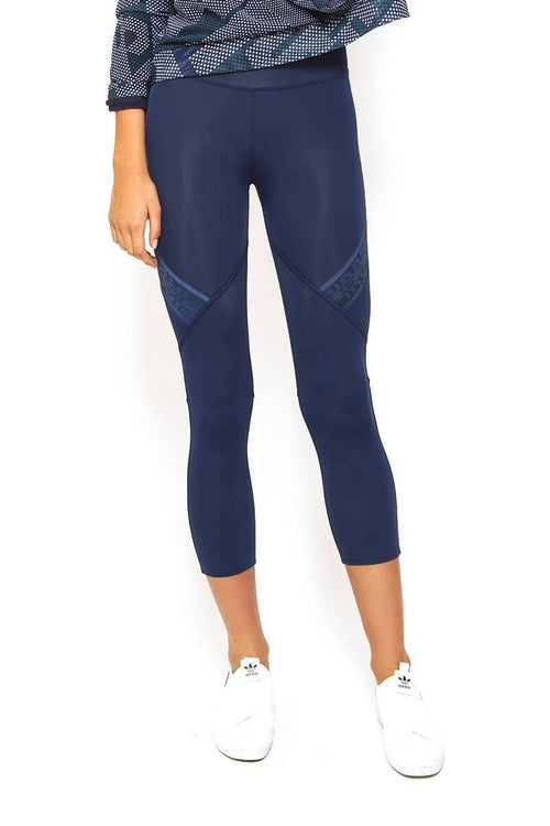 Cut Out 7/8 Length Legging
