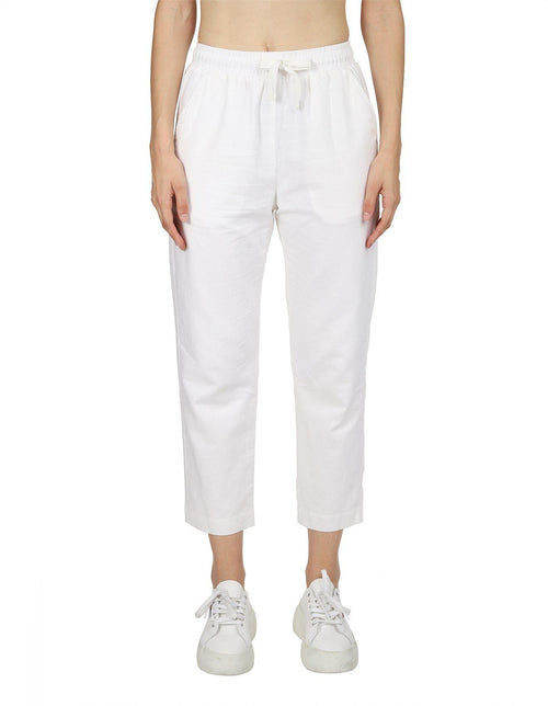 Nude Classic Pant - White