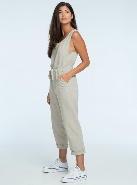 Elea Jumpsuit - Urban Grey