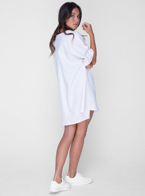 Fendi Mini Dress - White