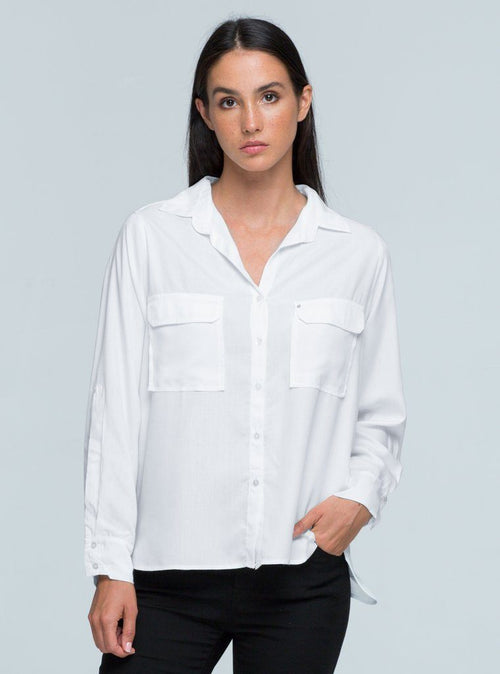 Hilda Blouse 2.0 - Shell