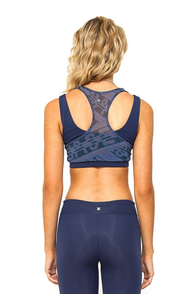Locker Room Double Layer Sports Bra