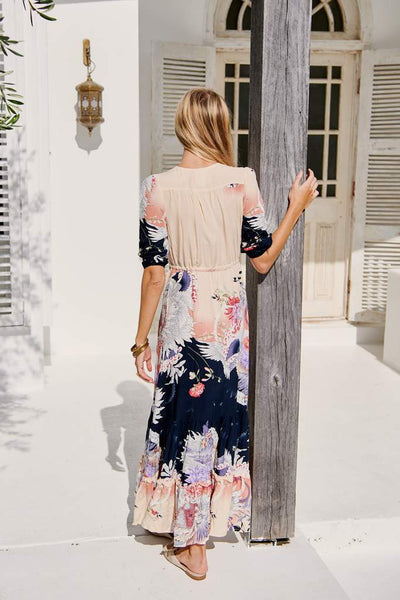 Paolo Maxi Dress - Arlette