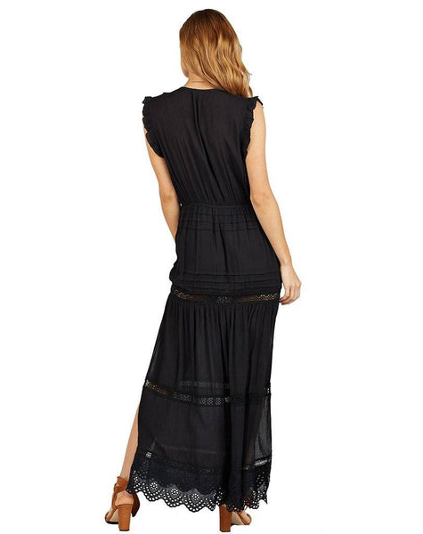 Milonga Dress in Black