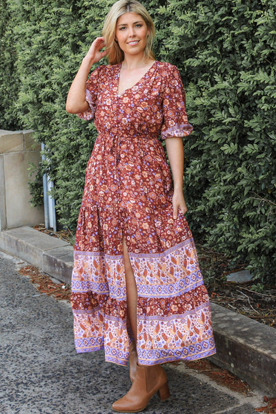 Maggie Maxi Dress