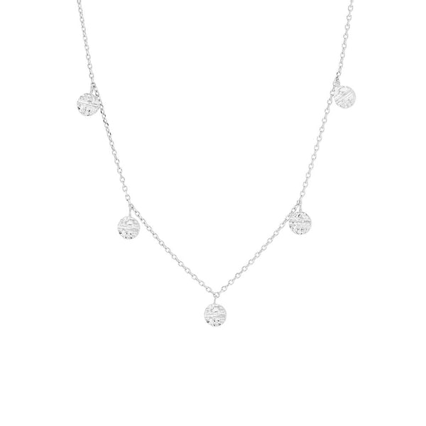 Lainy Necklace - Silver