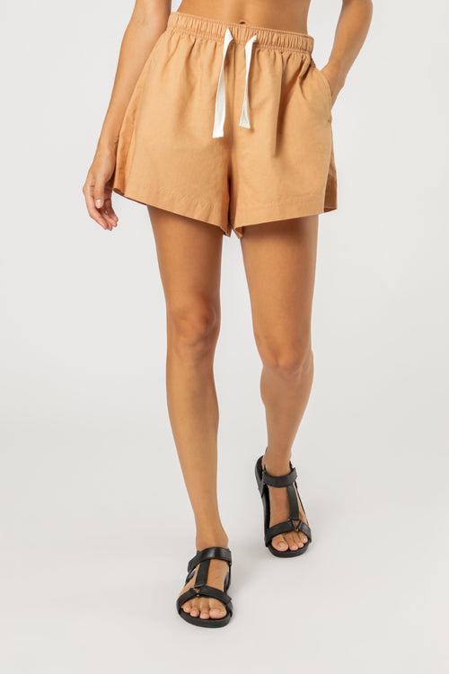 Nude Classic Short - Clay