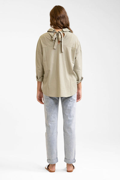 Elevate Long Sleeve Shirt - Sage