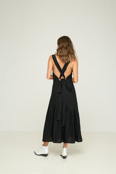 Jana Dress - Black