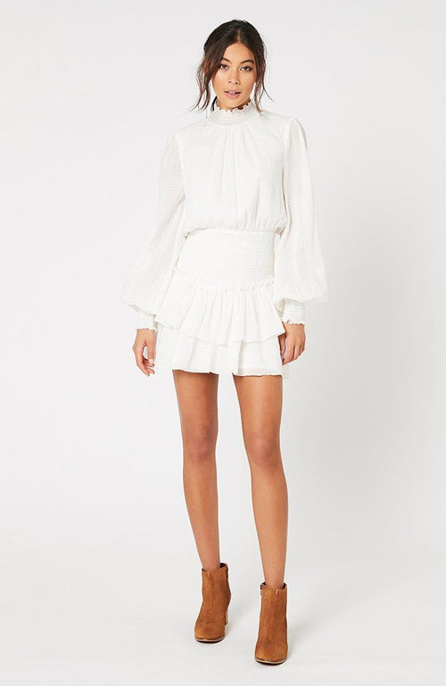 Mylee High Neck Mini Dress