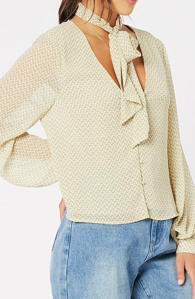 London Calling Blouse
