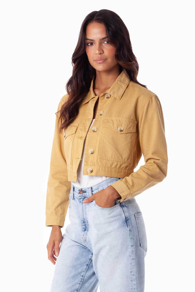Savannah Jacket - Honey