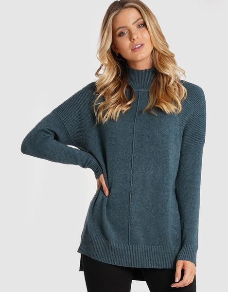 Tide Knit - Teal