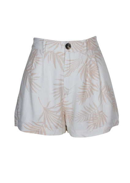 Canopy Waisted Shorts