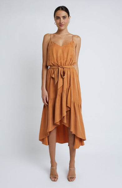 Verona Ruffled Dress