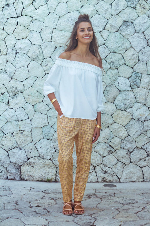Montauk Pants Desert Diamond