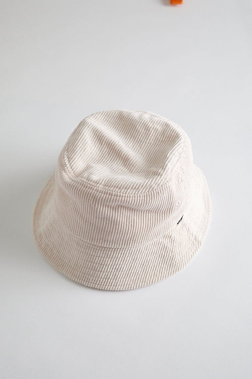 Cara Hemp Corduroy Bucket Hat