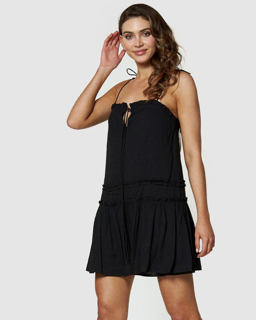 Maisie Dress - Black