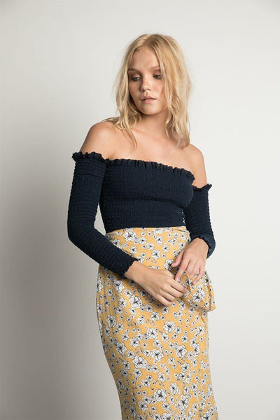 River Top in Navy