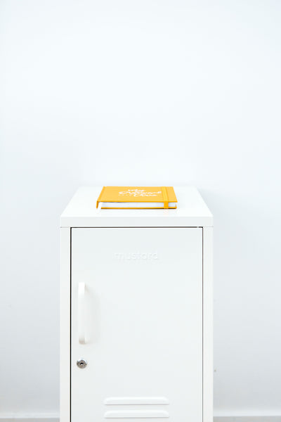 MUSTARD MADE Locker The Shorty In White