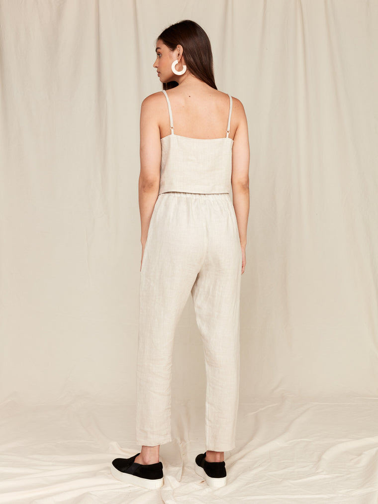 MATE THE LABEL | The Willow Pant  | Natural
