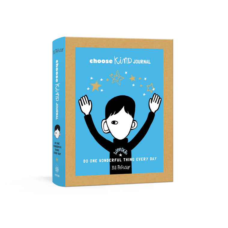 Choose Kind Journal Do One Wonderful Thing Everyday By R J Palacio