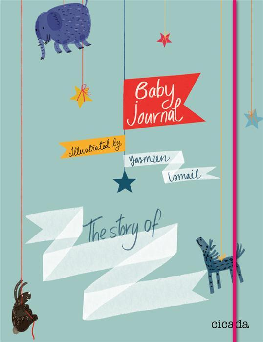 Baby Journal By Yasmeen Smail