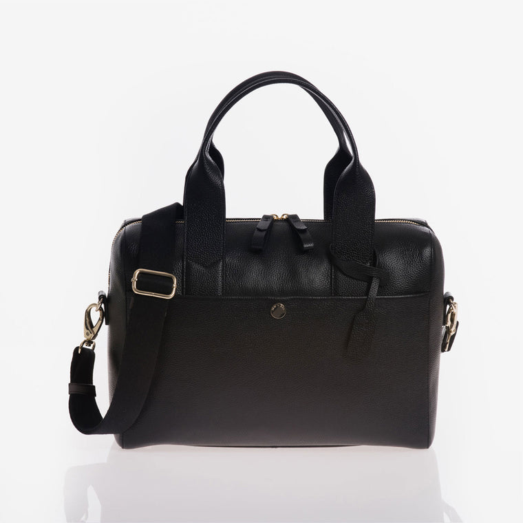 JEM + BEA Amber Changing Bag Black
