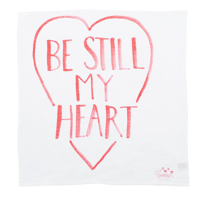 COVETED THINGS | Organic Swaddle | Be Still My Heart
