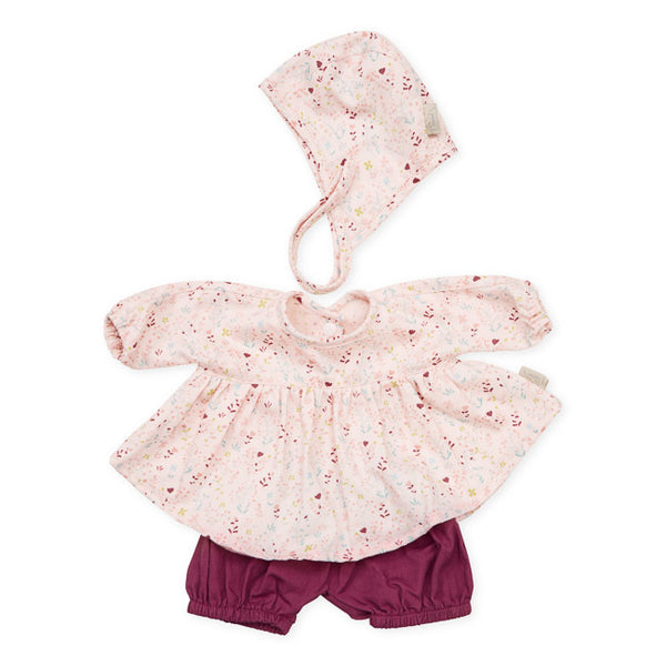 CAM CAM COPENHAGEN | Doll's Clothing Set & Bonnet | Fleur