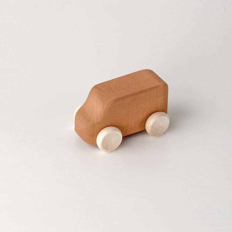 RADUGA GRËZ  | Wooden Toy Car | Beige